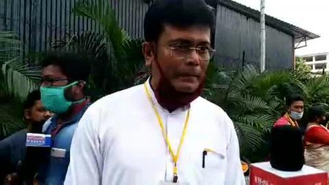 भारतीय जनता पार्टी के राष्ट्रीय अध्यक्ष जेपी नड्डा live