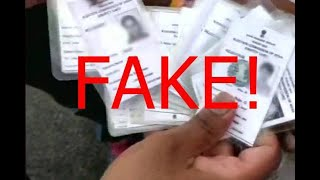 FakeVoters | MLA Khaunte exposes 118 alleged fake voters in one of the ward in Porvorim!