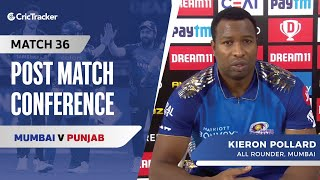 Kieron Pollard speaks about Mumbai's loss; Their plan in the second Super Over