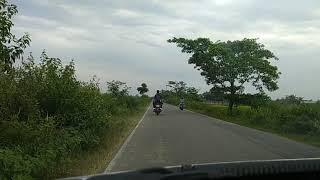 Lahowal Tengakhat Road, Dibrugarh