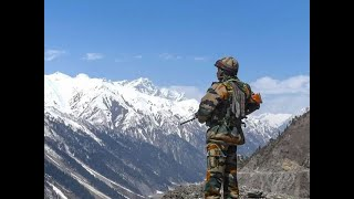 Chinese soldier captured by Indian security forces in Chumar-Demchok area of Ladakh