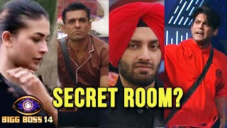 Bigg Boss 14: Sidharth Team Harne Ke Baad SECRET ROOM Me? Pavitra Eijaz Shehzad Social Media Rumours