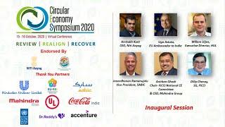 Circular Economy Symposium 2020