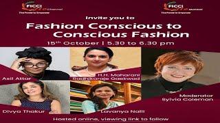 Fashion Conscious to Conscious Fashion