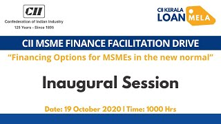 MSME Finance Facilitation Drive