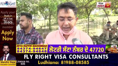 Exclusive Interview: Aman Arora बोले 'खेती कानूनों के खिलाफ Punjab Govt .का प्रस्ताव पानी में मदाणी'