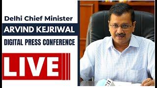 LIVE | Delhi CM Arvind Kejriwal Addressing an Important Press Conference