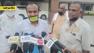 अकलतरा के व्यवसायी ने रायपुर की पुलिस टीम के खिलाफ एसपी से की शिकायत  cglivenews