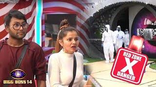 Bigg Boss 14 | RED ZONE Area Kiske Liye Hua Open, Kya GAME OVER Task Ka Hai Connection ?