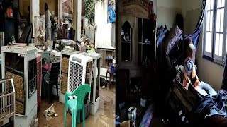 A Big Loss To The People Of Baba Nagar Due To Heavy Rains | Appeal For Help From Govt |@Sach News