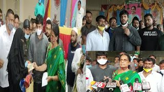 Money Distributed In The People Of Jalpally By Sabitha Indra Reddy |@Sach News