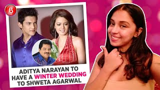 Udit Narayan Reacts To Aditya Narayan Having A Winter Wedding To Shweta Agarwal