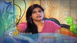 Hair care routine spl during rains tips by Payal Sinha बालों को लम्बा करने के टिप्स बारिशों में