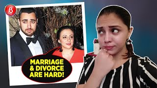 "Imran Khan's Estranged Wife Avantika Malik Says, ""Marriage & Divorce Are HARD!"""