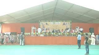 BJP National President Shri JP Nadda addresses public rally in Buxar, Bihar.
