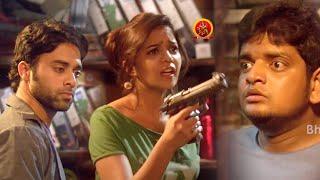 Swathi Misfires The Gun | Love Pannunga Life Nalla Irukkum Movie