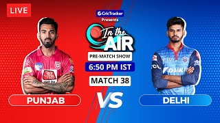 Punjab v Delhi - Pre-Match Show - In the Air - Indian T20 League Match 38