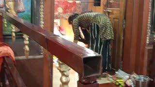 मां दुर्गा को समर्पित सबका मंगल करने वाली मां सर्वमंगला मंदिर नवरात्रि का तीसरा दिन लाइव दर्शन करें