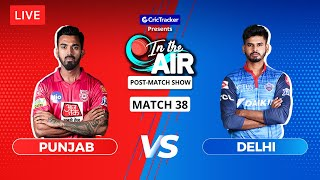 Punjab v Delhi - Post-Match Show - In the Air - Indian T20 League Match 38