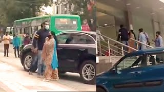 Dhruva Sarja, Prerana and his mother visited hospital | Today Meghana raj delivery..?