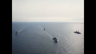 Watch: 8th edition of annual India-Sri Lanka naval bilateral maritime exercise, SLINEX-20