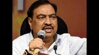 Maharashtra: Eknath Khadse quits BJP to join NCP