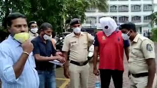 BreakingNews | Shailesh Shetty sent to 5 days police custody in Vilas Methar case