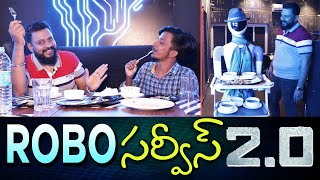 ROBO Kitchen Food Review by VJ ROCKY   Mad Pranks Mani   Best Ever Food Review Show   Top Telugu TV