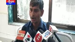 જેતપુર-સોની બજારમાં દિન દહાડે 40 લાખની લૂંટ