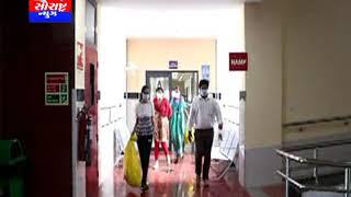 સૌરાષ્ટ્રમાં કોરોનાના નવા 297 કેસ સાથે 299ને ડિસ્ચાર્જ કરાયા