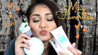 Monthly Favorites May 2020 | Makeup & Skincare for Oily & Combination Skin | Nidhi Katiyar