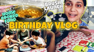 Birthday Vlog ???? Turning 32 & Lockdown Celebrations / Nidhi Katiyar