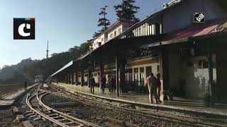 Kalka-Shimla Express Resumes Services After Gap Of Almost 7 Months | Catch News