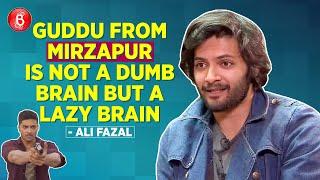 Ali Fazal' Candid Confessions On Guddu Bhaiya From Mirzapur 2