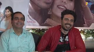 SAKSHI Movie Official Trailer Launch   Ajay Ram   Vikram Mastal   Madhumita Biswas   Shiva etc