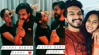 Mugen Rao Romantic Birthday Celebration Video With Girlfriend | முகேன் பிறந்தநாள் கொண்டாட்டம்