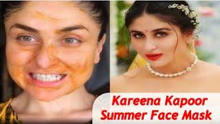Kareena Kapoor DIY Face Mask | Lockdown Special Summer Face Mask | JSuper Kaur