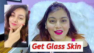 My 3 Month updated Skincare Routine |  L'Oreal Paris Crystal Micro-Essence | JSuper Kaur