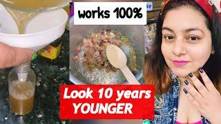 Skin Tightening Anti Aging Toner for 10 years Younger Skin | JSuper Kaur