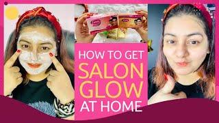 Bleach ke sath Salon Glow ? Yes or No ? | JSuper Kaur