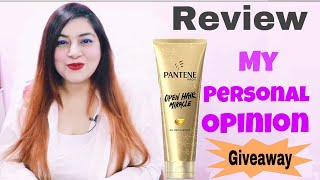 Pantene Open Hair Miracle Review | My Personal Opinion | Tips & Tricks of Hair Care | JSuper Kaur