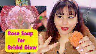 सिर्फ़ तीन चीजों से बनाएँ महँगा साबुन | Homemade Rose Clay Soap for Fair Skin | JSuper Kaur