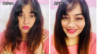 How to repair Dry Damaged Frizzy Hair at home | Hair Care at home | JSuper Kaur
