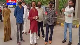 જામનગર-આવાસના ક્વાર્ટરમાં મનપા દ્વારા ચેકીંગ હાથ ધરાય