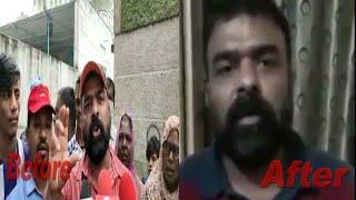 Im A Aimim Supporter   Mujhe Maaf Kardo   Hyderabad Mein Koi Bhi Aimim Ke Khilaaf Nahi Bol Sakta  