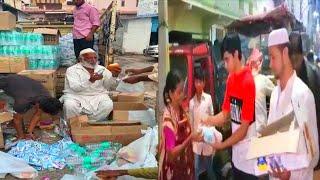 MBT Affanullah Khan Helping The People Of Talabkatta Bahavani Nagar |@Sach News