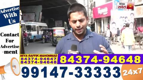 Ludhiana में त्योहारों के मद्देनजर पुलिस ने किए सुरक्षा के खास इंतजाम