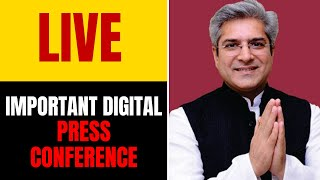 Hon'ble Delhi Transport Minister Kailash Gehlot will Address an Important Press Conference | LIVE