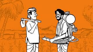 वोट उसको जो किसानों की समझे बात। #BiharWithNamo
