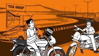 चुने उसे जो राहें बनाए आसान। #BiharWithNamo